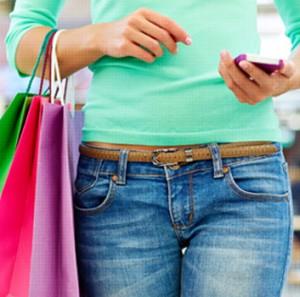 Mulheres representam 70% das vendas no mobile commerce