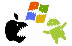 Android, iOS ou Windows Phone, quem leva a melhor?