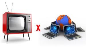 Televisão x Internet: quem vence esta batalha?