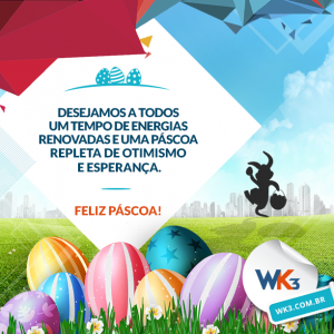Feliz Páscoa!