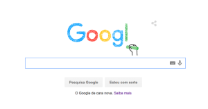 Já viu o novo visual do Google?